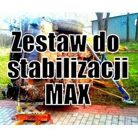 Zestaw do stabilizacji MAX