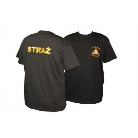 94dbf82d Koszulka T-shirt męska PSP - Strefa 998 - Sprzęt Strażacki